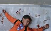 Moment of Syrian Boy Death