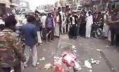 Horrific Moment Of Detonation