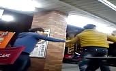 Supermarket Fight