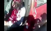 Car Targeted By Assad Men