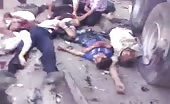 Syrian Army Bombed Citizens