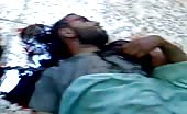Syrian Civilian Shot In The Head