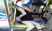 Ghetto Girls Fighting In Bus