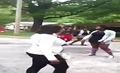 Ghetto Girls Brawl