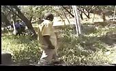 Knife Armed Man Kills Police Man