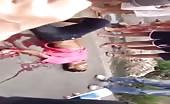 Dying Young Brazilian Thief
