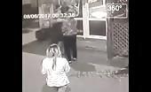 Boyfriend Gets His Ass Whopped