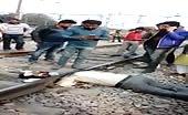 Man Found Decapitated On Railway Tracks