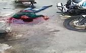 Man Dead On Road On Nobody Cares