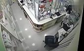 Brutal Murder In The Pharmacy Of Kazakhstan
